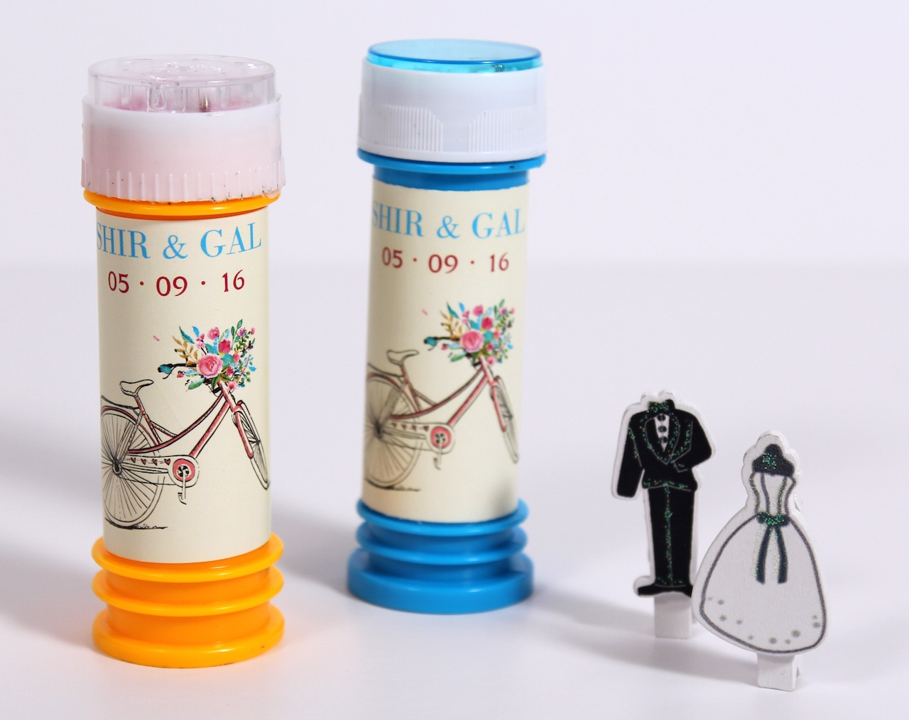 בועות סבון ממותגות | קונפטיקס